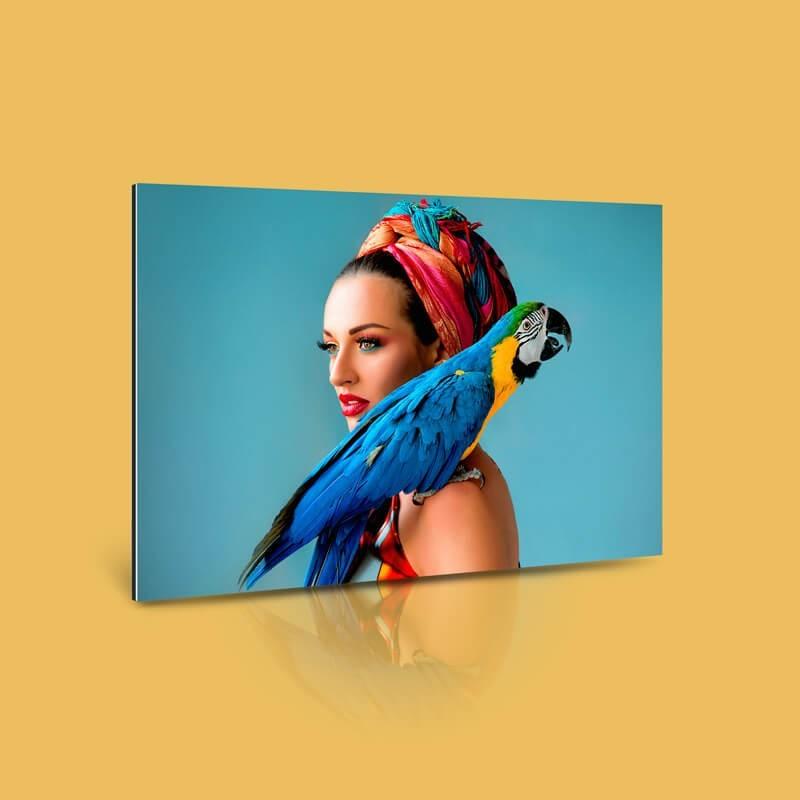Foto Aluminio 50x50 cm